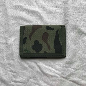 Urban Outfitters Camo Wallet